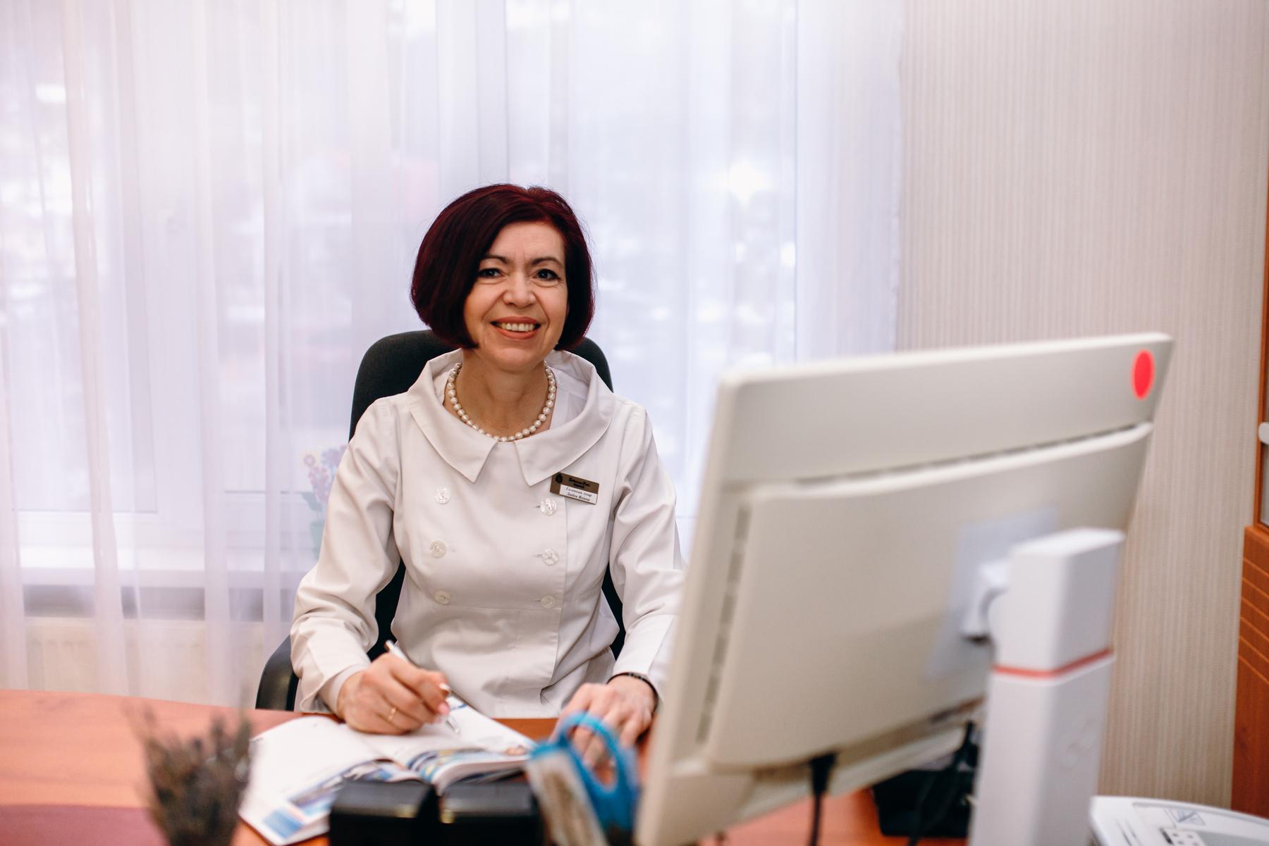главный врач медицинского центра киевская русь